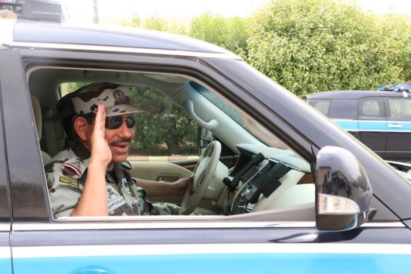 قائد قوات أمن الحج يجتمع بمنسوبي الطوارئ الخاصة 4