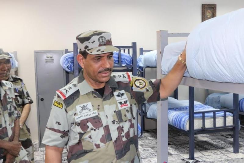 قائد قوات أمن الحج يجتمع بمنسوبي الطوارئ الخاصة 5