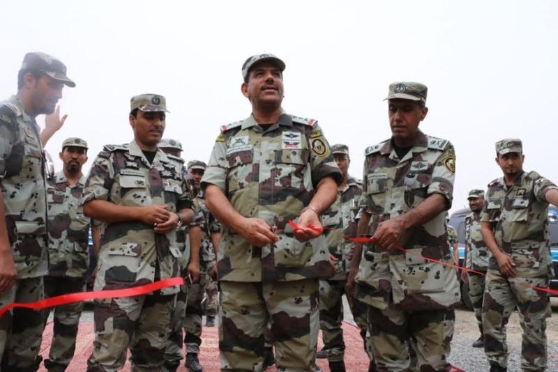 قائد قوات أمن الحج يجتمع بمنسوبي الطوارئ الخاصة 6