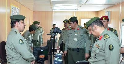 قائد قوات الجوازات للحج اللواء ضيف الله بن سطام الحويفي