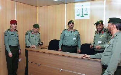 قائد قوات الجوازات للحج اللواء ضيف الله بن سطام الحويفي1
