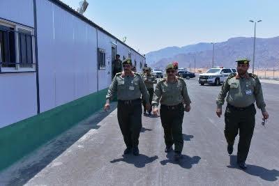 قائد قوات الجوازات للحج اللواء ضيف الله بن سطام الحويفي3