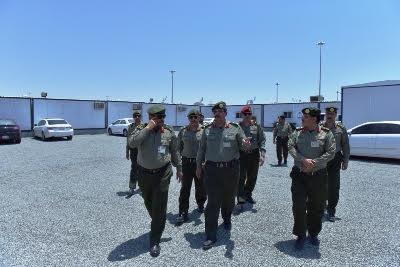 قائد قوات الجوازات للحج اللواء ضيف الله بن سطام الحويفي4