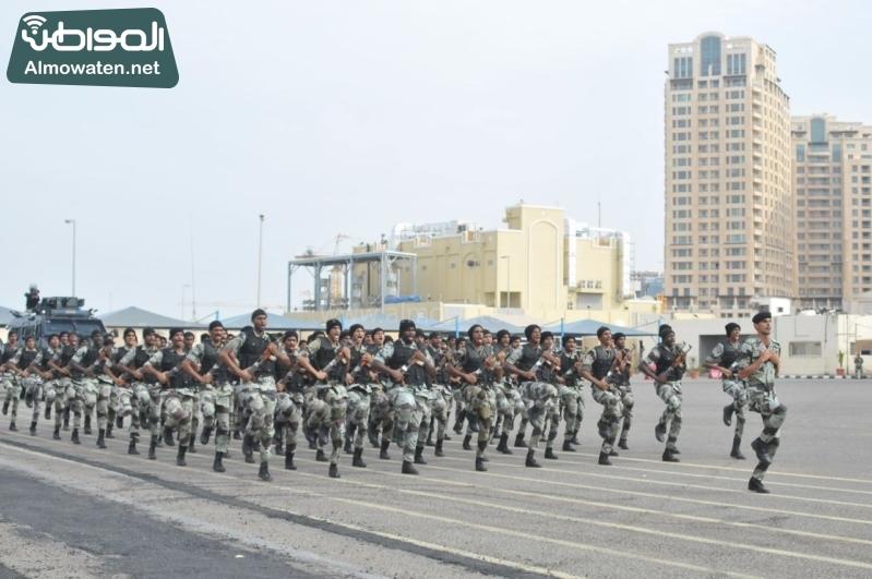 قائد قوات الطوارئ الخاصة يتابع الجاهزية لخدمة ضيوف الرحمن (1)