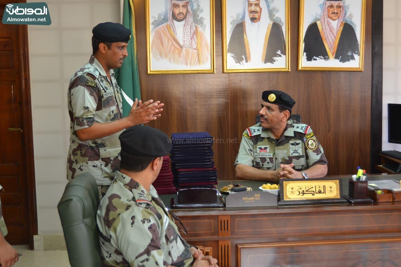 قائد قوات الطوارئ الخاصة يتابع الجاهزية لخدمة ضيوف الرحمن (2)