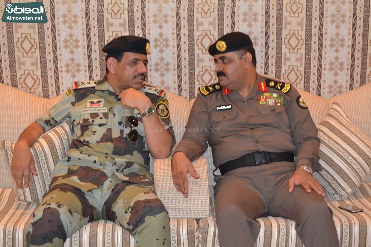 قائد قوات الطوارئ الخاصة يتابع الجاهزية لخدمة ضيوف الرحمن (5)