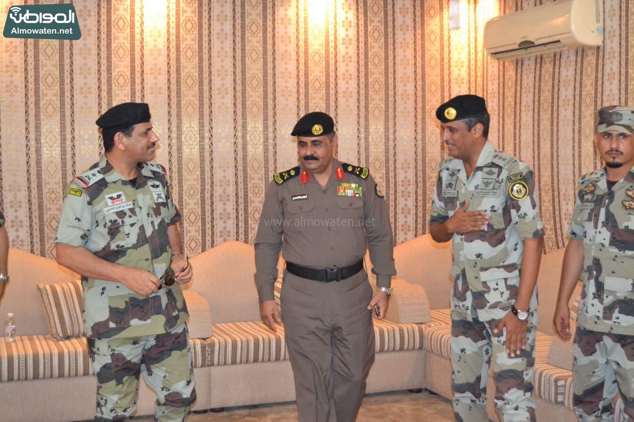 قائد قوات الطوارئ الخاصة يتابع الجاهزية لخدمة ضيوف الرحمن (6)