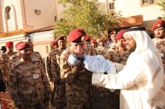 قائد قوات الأمن الخاصة يعزي أسرة الجهني - المواطن
