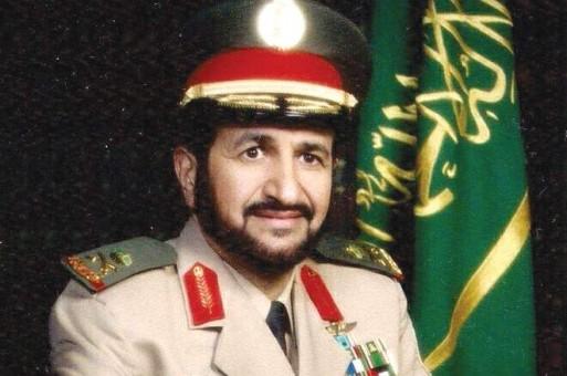 قائد منطقة الطائف العسكرية اللواء فارس بن عبدالله العمري