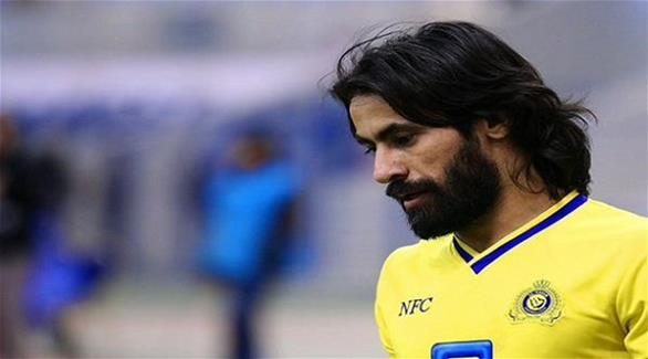 قائد نادي النصر، حسين عبدالغني
