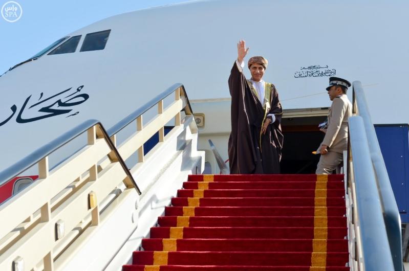 قادة الخليج يغادرون الرياض10