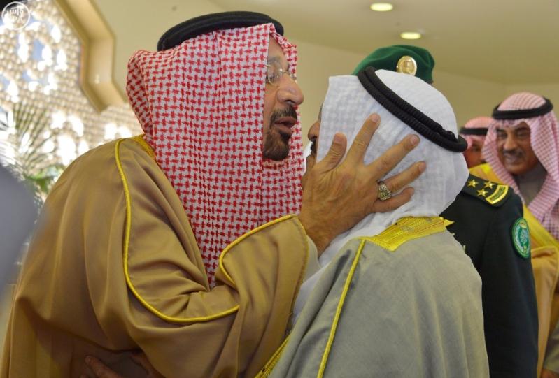قادة الخليج يغادرون الرياض11