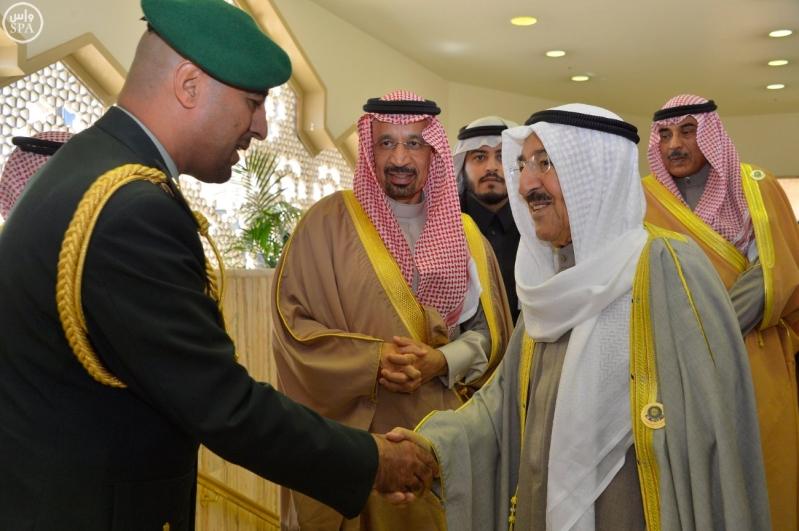 قادة الخليج يغادرون الرياض13