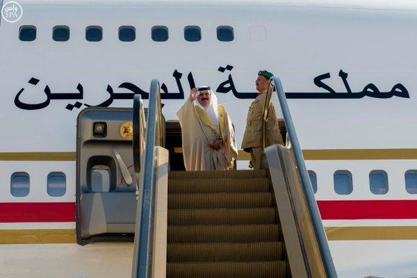 قادة الخليج يغادرون الرياض6