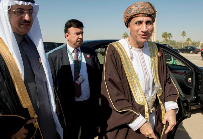 قادة الخليج يغادرون الرياض7