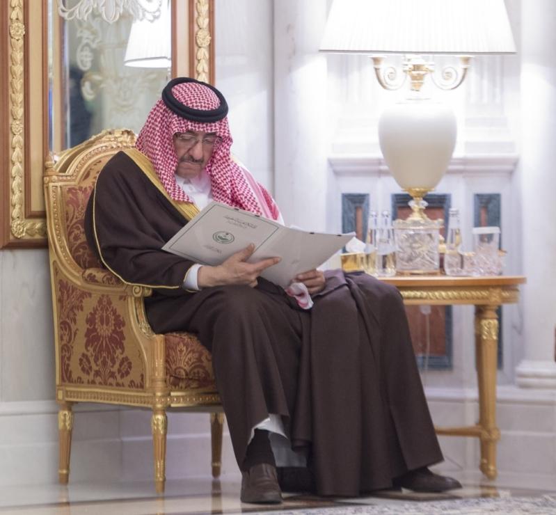 قاصف الإرهاب ومقلم أظافره ومرسي دعائم الأمن في ربوع المملكة