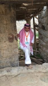 قافلة الإعلام السياحي تقف على الأماكن التاريخية والتراثية بالباحة (34669071) 