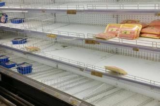 قبال كبير على متاجر المواد الغذائية في قطر