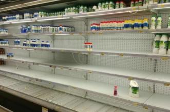 قبال كبير على متاجر المواد الغذائية في قطر3