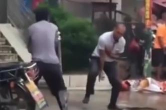 شاهد .. قتال كونج فو بين رجلين في الصين يثير السخرية بمواقع التواصل - المواطن