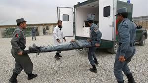 25 قتيلاً بينهم قائد كبير في تحطم مروحية عسكرية أفغانية - المواطن