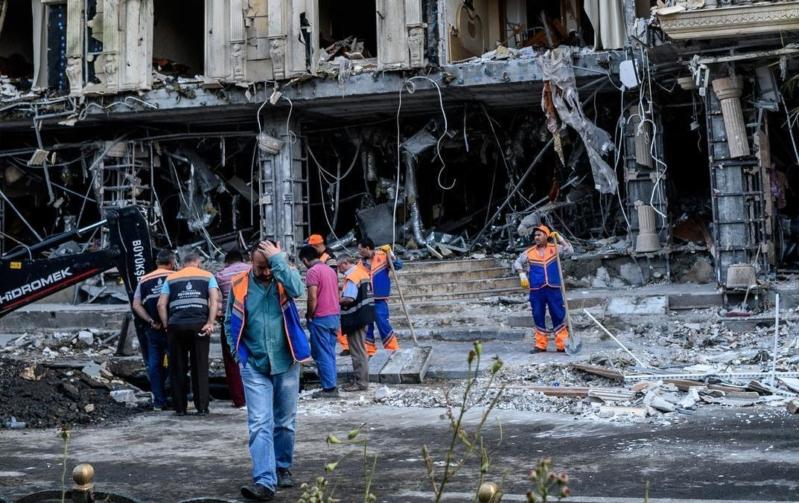 قتلى-ومصابون-بهجوم-على-مقر-أمني-شرقي-تركيا