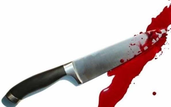 قتل-نحر-سكين