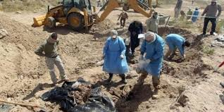 قتل وتعذيب عراقيين