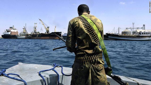 قراصنة صوماليون يختطفون بحارة