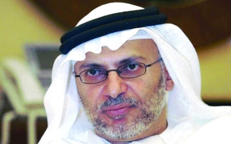 قرقاش: سنمضي قدمًا في علاقات خليجية جديدة من دون قطر