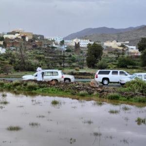 قرى ربيعة ورفيدة شمال غرب مدينة أبها7
