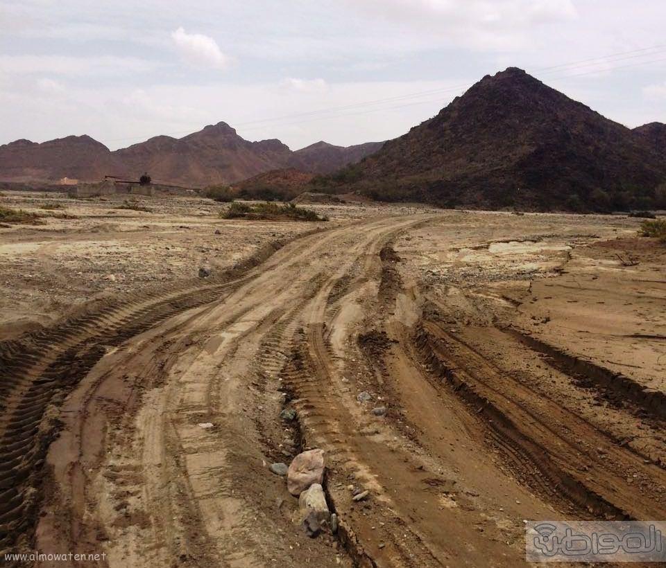 قرية الظليف بالباحة (1)