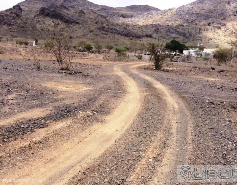 قرية الظليف بالباحة (2)
