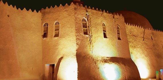 قصر ابراهيم وبيت الملا