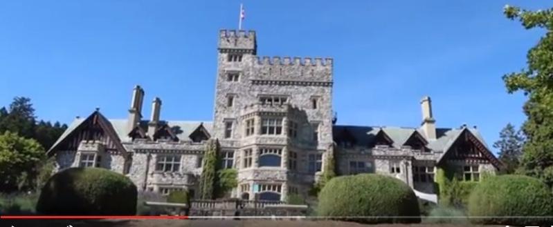 قصر تحول الى جامعة