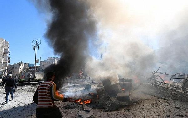 قصف-أحياء-خان-الشيخ-بالبراميل-المتفجرة