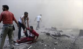 طائرات تقصف الغوطة الشرقية بعد دقائق من هدنة مجلس الأمن - المواطن