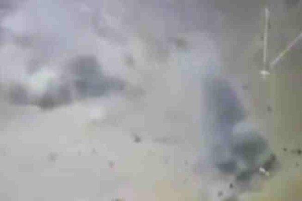 قصف المدفعية السعودية للحوثي
