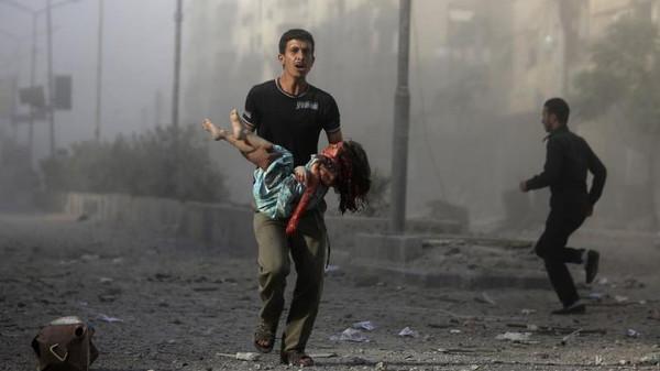 الأمم المتحدة: قوات الأسد قتلت 85 مدنيًا في الغوطة الشرقية - المواطن