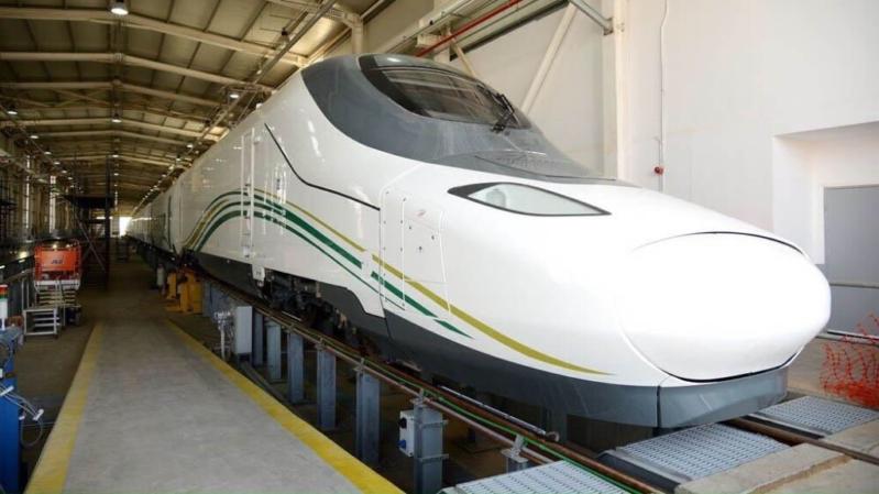 قطار الحرمين