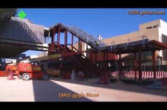 بالفيديو.. الانتهاء من 5 مسارات بطول 176 كم بمشروع قطار الرياض - المواطن