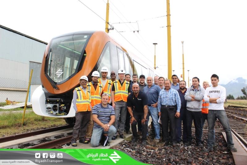 قطار الرياض (2)