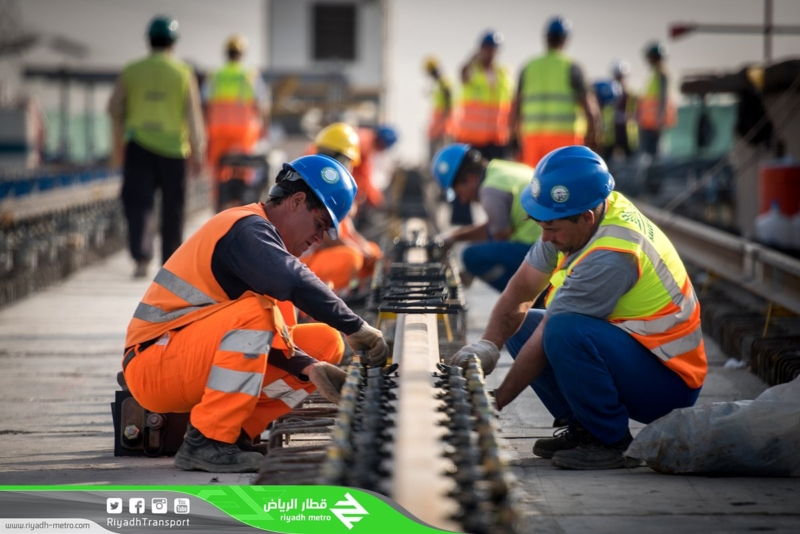 قطار الرياض