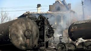 ارتفاع ضحايا انفجار شحنة غاز داخل قطار في بلغاريا