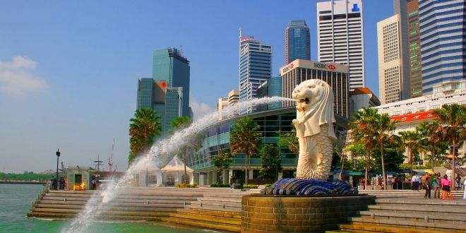 قطر تشتري برج بسنغافورة