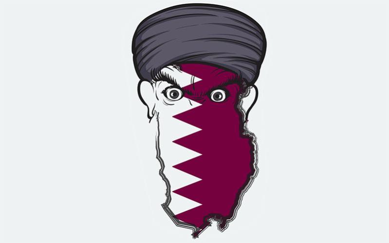 باق من الزمن 72 ساعة .. قطر تلعب في الوقت الضائع على وتر المظلومية