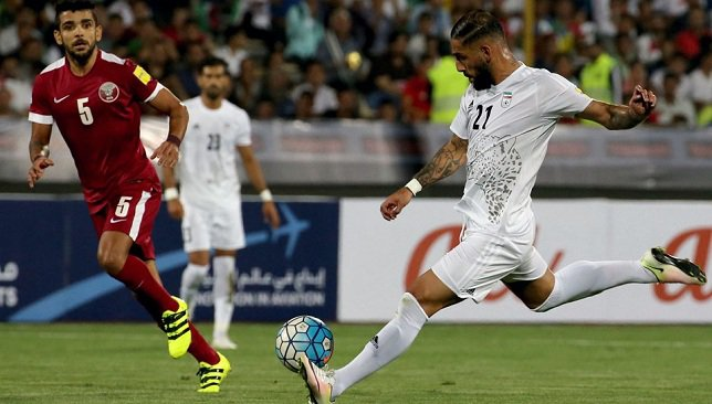 قطر وإيران