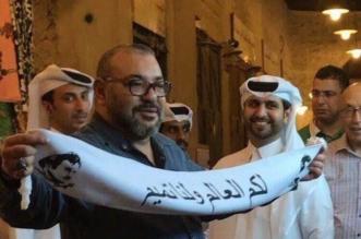 إعلام تنظيم الحمدين يريق ماء وجهه بالكذب .. قطر تُسيء لملك المغرب للمرة الثانية - المواطن