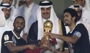 موريكي يقود السد للتتويج بكأس أمير قطر