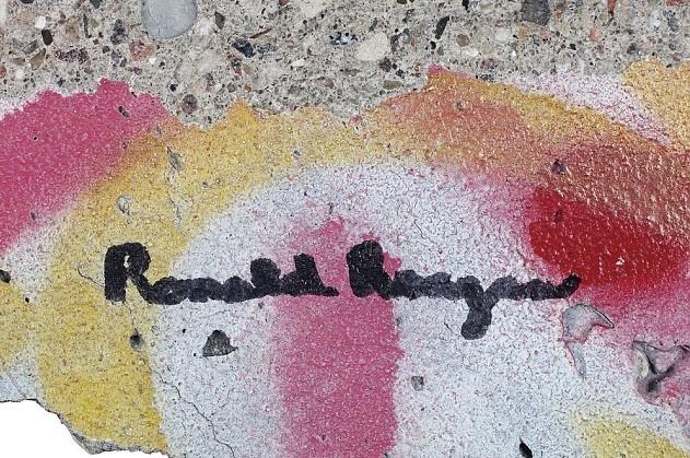 قطعة من جدار برلين